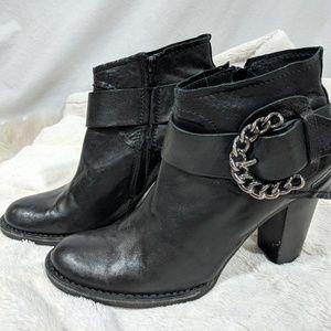 Apepazza Tarsio West Stirato Ankle Boots